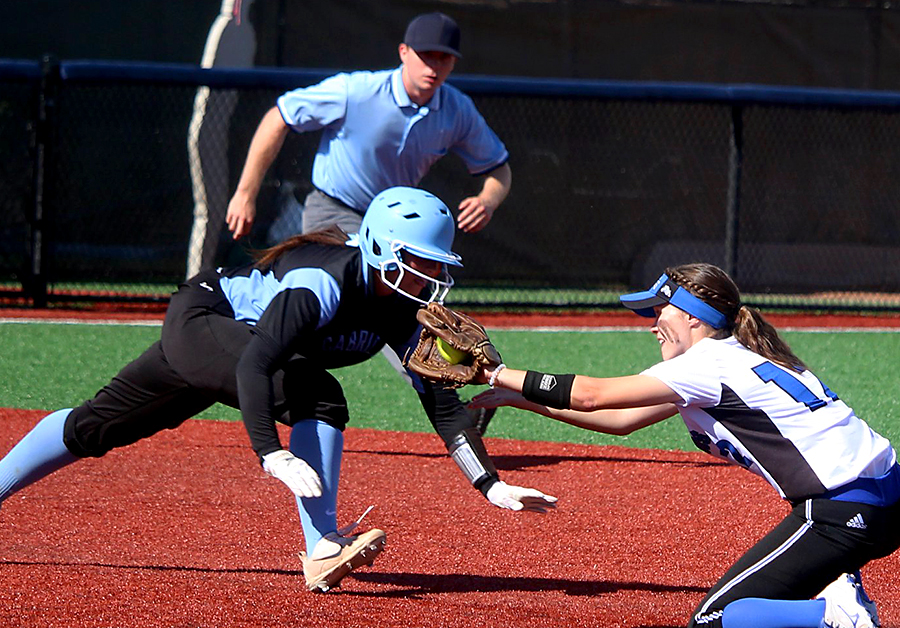 Strong playoff start for CSM Softball